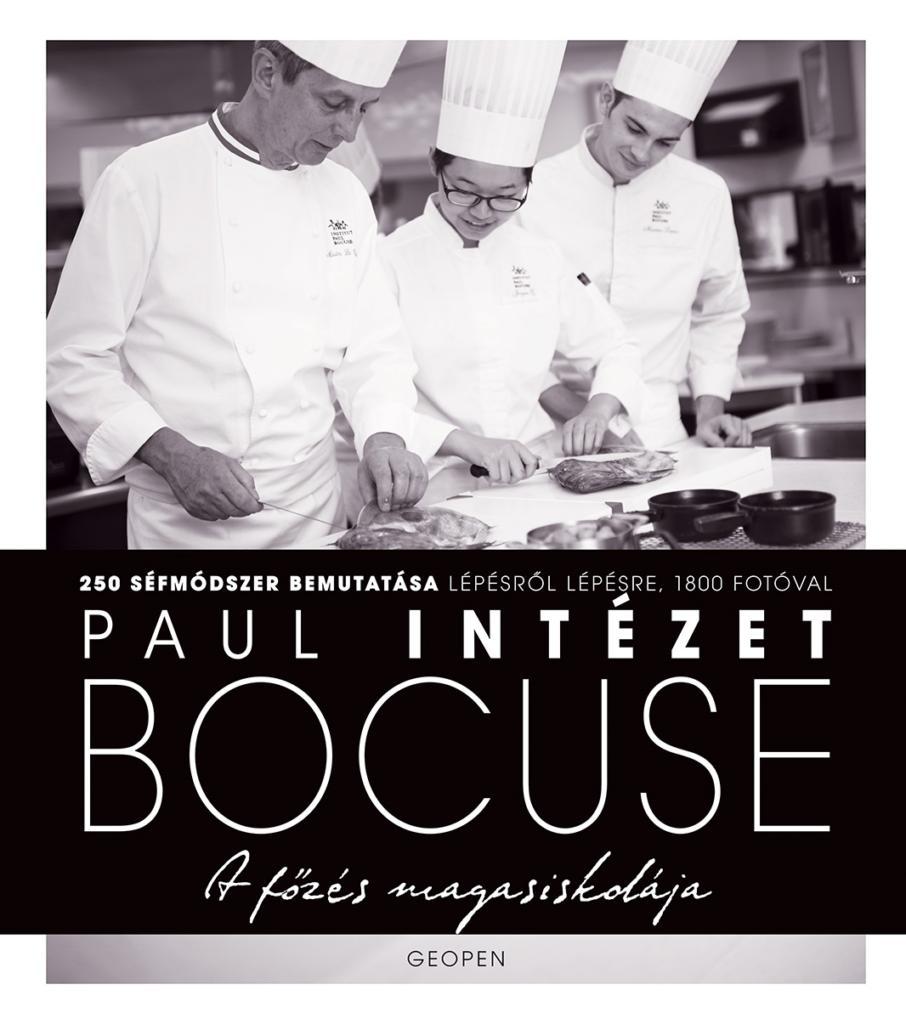 Paul Bocuse könyv