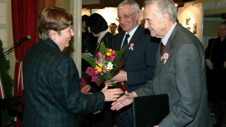 F. Nagy Angéla, a magyar gasztronómia egyik legnagyobb tanítója