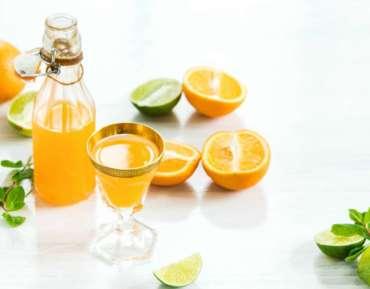 Adventi narancslikőr