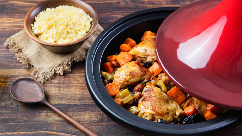 A legősibb slow cooker: a tajine