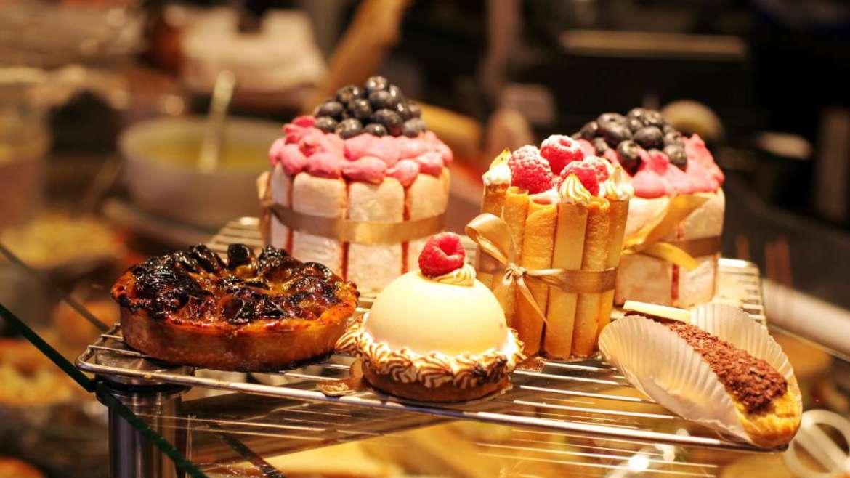 Francia desszertek tanfolyam