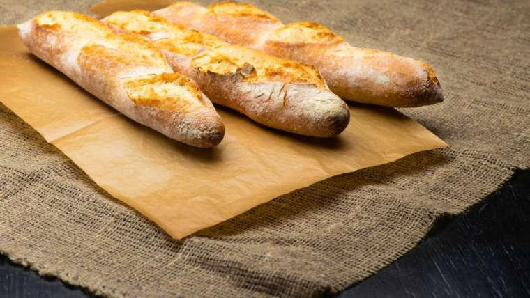Bagett – arra az esetre, ha elfelejtettél kenyeret venni
