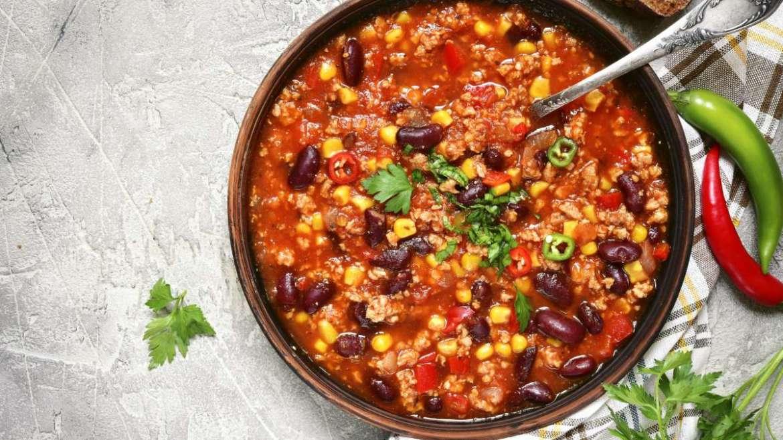 Az eredeti chilis bab receptje