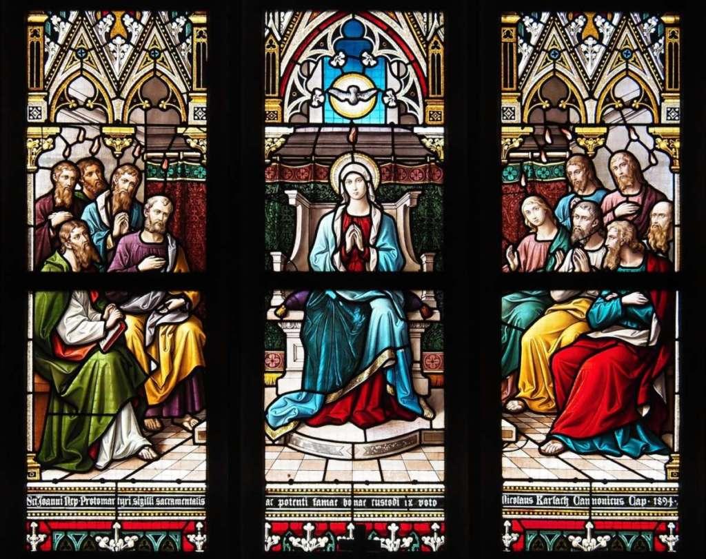 Pünkösdi apostolok